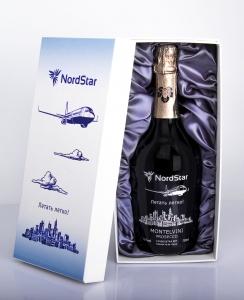 Итальянское вино в подарочной упаковке с дизайнерским оформлением | Prowine