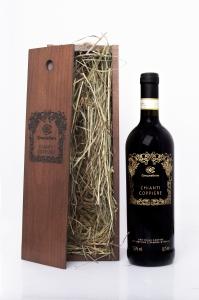 Вино в аутентичном футляре с персонализацией. | Prowine