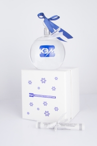 Белый шар в картонном футляре | Prowine
