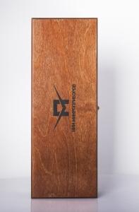Дизайнерский футляр с оформлением | Prowine