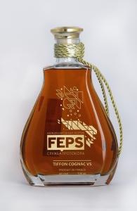 Графин Дроп с логотипом международного форума FEPS | Prowine