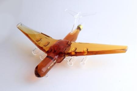 Венгерский графин в виде самолёта | Prowine