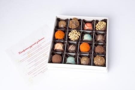 Набор из конфет ручной работы | Prowine