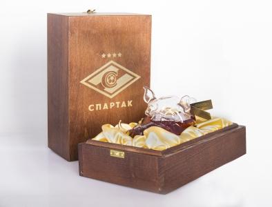 Подарочный набор в форме головы кабана | Prowine